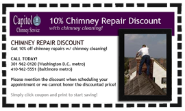 Silver Spring chimney sweeps